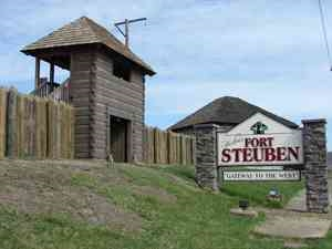 Historic Fort Steuben